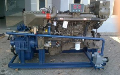 Marine Engine Yuchai 320 HP New