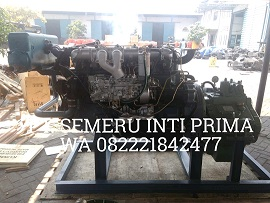 Marine Engine Rekondisi Mitsubishi 6D22 Std