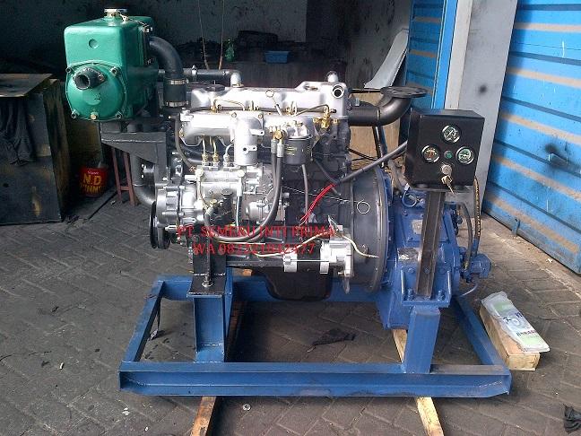 Marine Engine Rekondisi Mitsubishi PS120 Std